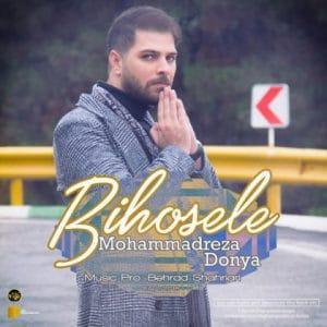 دانلود آهنگ جدید محمدرضا دنیا