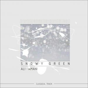 دانلود آهنگ جدید بی کلام و زیبای سبز برفی از علی امانی