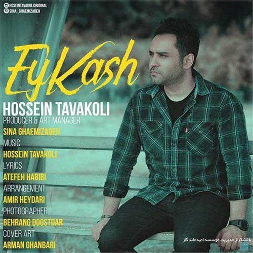 دانلود آهنگ جدید ای کاش از حسین توکلی hossein
