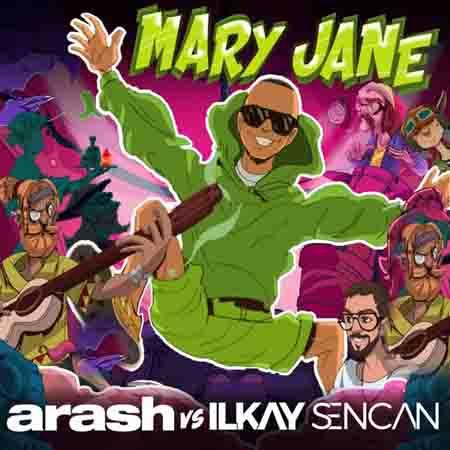 دانلود آهنگ مری جین ازآرش