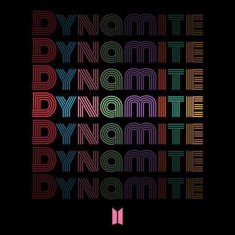 آهنگ خارجی Dynamite از BTS