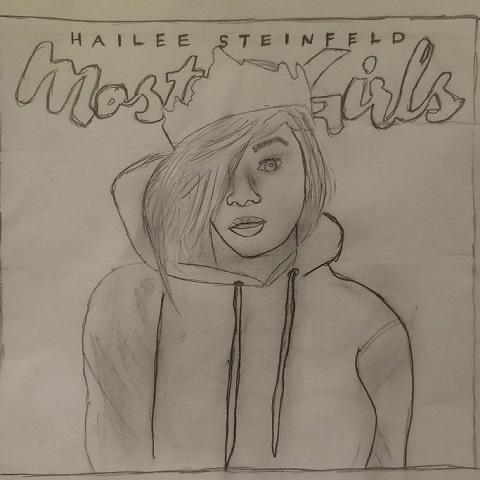 آهنگ خارجی Most Girls ازHailee Steinfeld